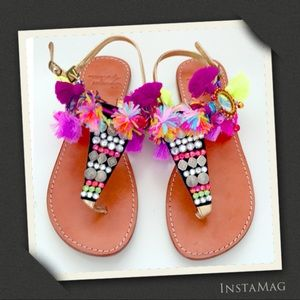 SUMMER BY LOVE Glamour Sandals